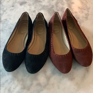 Jack Rogers Flats - two pair bundle